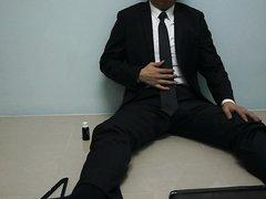 suits & cum 01
