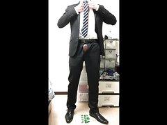 suits & cum 06