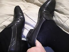 SHOEPLAY WITH MY ITALIAN LOAFERS 1