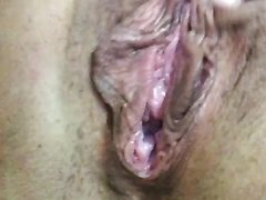 My SEXY WHITE CHOCOLATE PUSSY PLAY