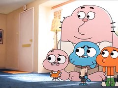 The Amazing World Of Gumball Body Language [Clip]