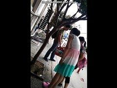 Chinese Girl Vomiting 4