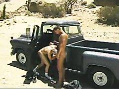 Desert pickup