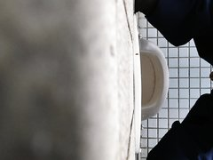 toilet spy - video 347