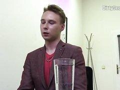 NO ORDINARY INTERVIEW