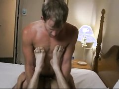 I just made my brother cum - video 11