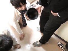 Asian Human Urinals