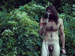 Dave Parker Full Frontal in Hunters