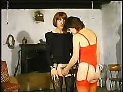Mistress Pegging and Fisting Her Sub