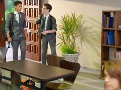 School bully (TV drama scene) Unedited version