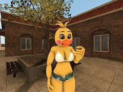 toy chica diarrhea from fast food