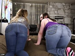 Gassy Sisters Jeans