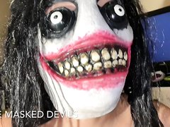 The Masked Devils: Drama Over a Hicky!