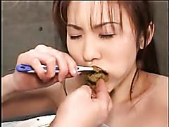 Japanese Shit-Eating Girl Kazuha Minami