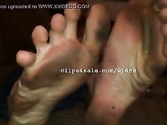 Dirty feet - video 9