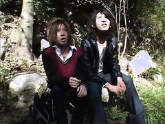 ASIAN DUO OUTDOORS TORMENT