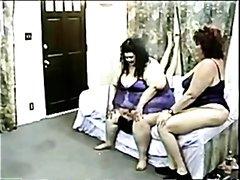 vintage ssbbws facesitting femdom