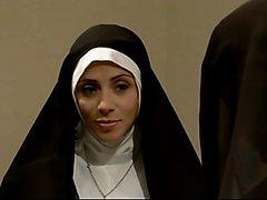 Nuns Give Into Temptation
