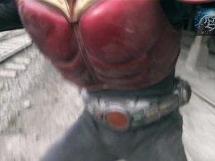 kamen rider destroyed