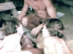 Best of J. Brian - Part 2 - Seven in a Barn (Gay Vintage 1970s)