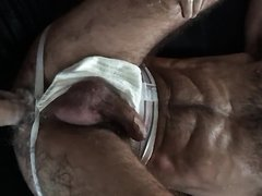 Hairy Mancunt Fisting