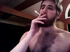 beard smoke