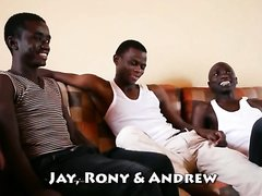 Raw African Lust (5 scenes)