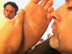 Dirty Boss Feet