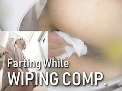 Farting While Wiping Compilation