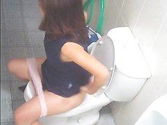 Korea office toilet voyeur 2