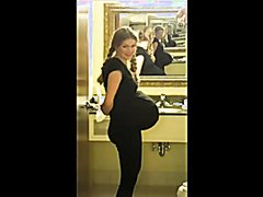 pregnant giirl