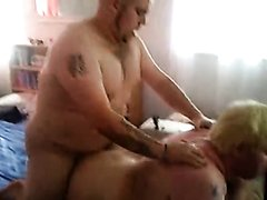 Two Fat College Chubs Creampie