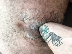 Interesting bear hole