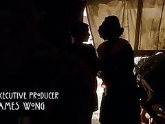 Evan Peters in American Horror Story: Freak Show