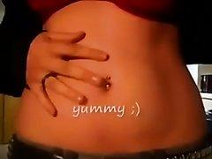 Girl Swallow Gummy - video 10