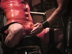 Leather Master and slave kyle-Part 1