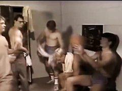 vintage - locker room