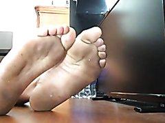 Dirty feet - video 10