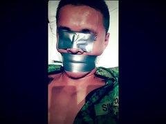 Singaporean army sub, nippleplay and jerked off