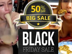 THANKSGIVING Black Friday Week SALE !!! - 50% of ALL VIDEOS - ARTSY POURN