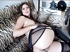 Dirty anal loving sluts plowed in a foursome