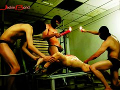 Wax play by 4 masters
