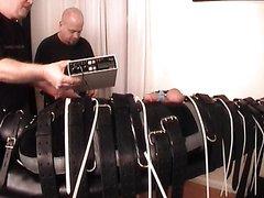Leather Sleepsack Electro