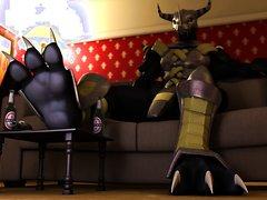 Kael Splay - Diablo The Rex