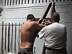 army flogging