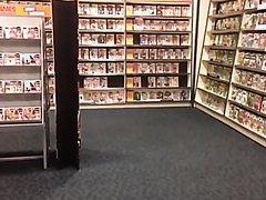 Wet Fart in Movie Store