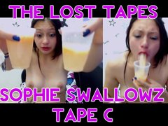 "THE LOST TAPES - SOPHIE SWALLOWZ - TAPE ""C"" - TRAILER - by Artsy Pourn"