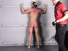 twink slaves punishment part3-more whipping and alcohol sp...d