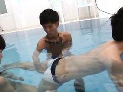 japanese pool boys