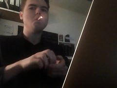 Smoking in the office